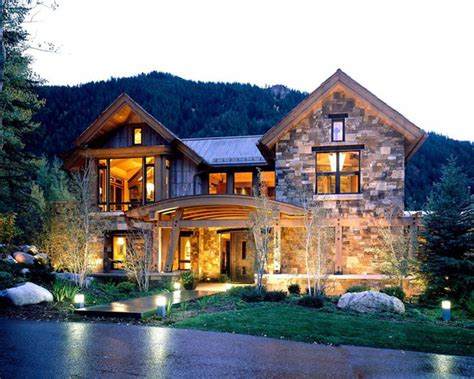 home plans colorado mountain homes the fox she