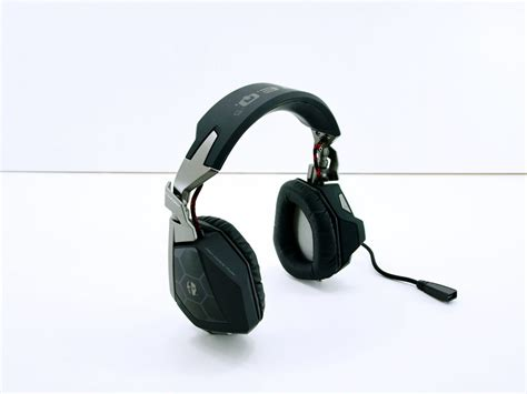 Headset Cyborg mad catz cyborg f r e q 5 stereo gaming headset review