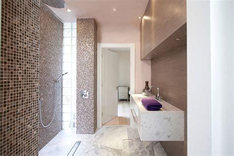 mosaico per bagni piastrelle a mosaico per il bagno eccone 20 bellissimi