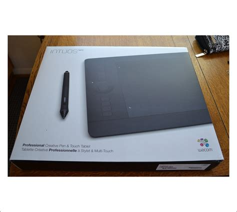 tutorial wacom intuos draw wacom intuos pro medium new in box eye draw it eye draw it