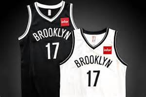 ! Brooklyn Nets To Feature Infor Logo On Jerseys ? stupidDOPE.com
