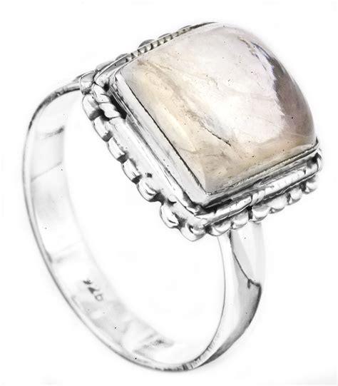 quartz square ring