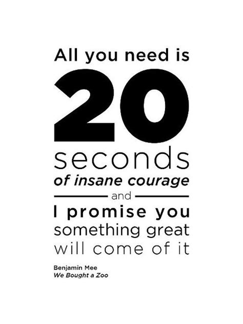 10 seconds of courage books all you need is 20 seconds of courage and i promise