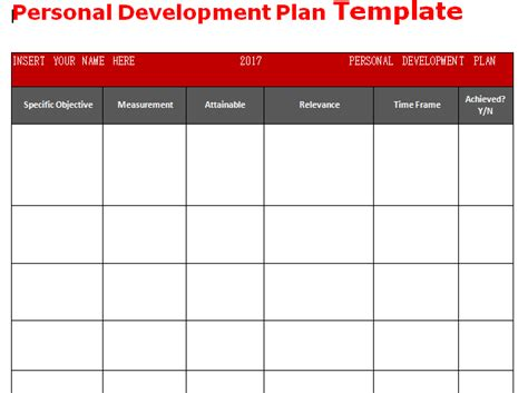 development template pdf get personal development plan template word microsoft
