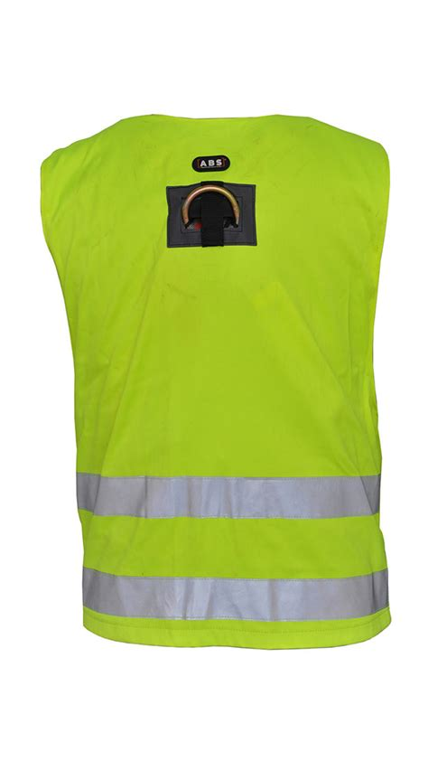 Comfortable Vest by Ppe Safety Vest Abs Comfort Vest Abs Safety Gmbh