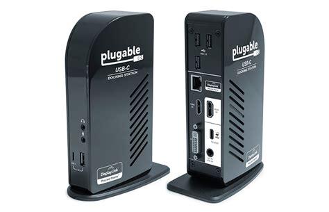 plugable usb  triple display docking station review