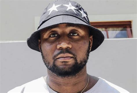 caspper nyovest quot i am bigger than that quot says cassper nyovest while talking