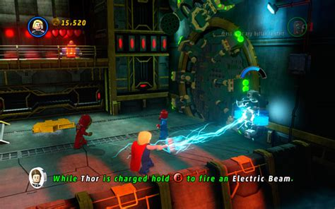 Marvel That Sinking Feeling that sinking feeling walkthrough lego marvel heroes guide walkthrough