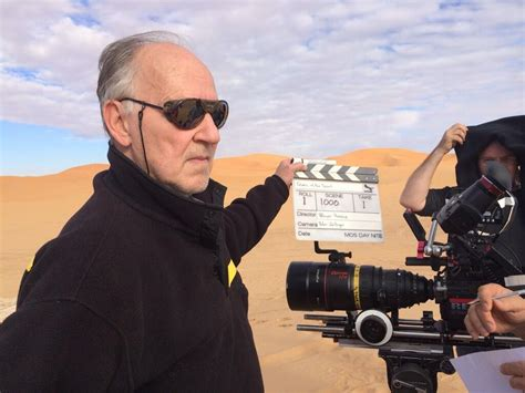 film location queen of the desert werner herzog talks about the final stages of queen of the
