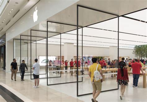 apple store australia an australian design debut at melbourne s new apple store