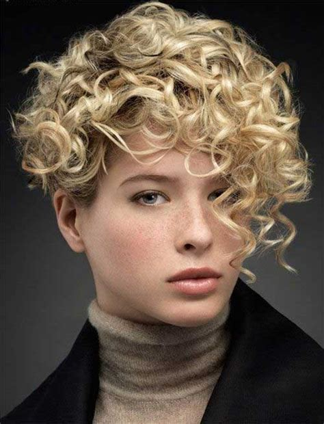 permed pixie pixie cuts for curly hair the best short hairstyles for