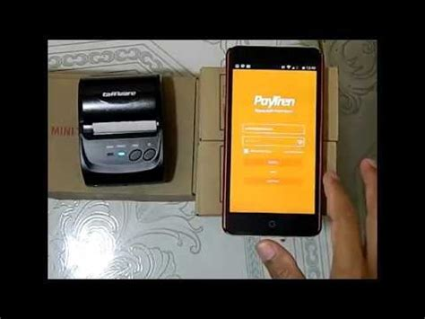 Printer Bluetooth Paytren Printer Bluetooth Support Paytren