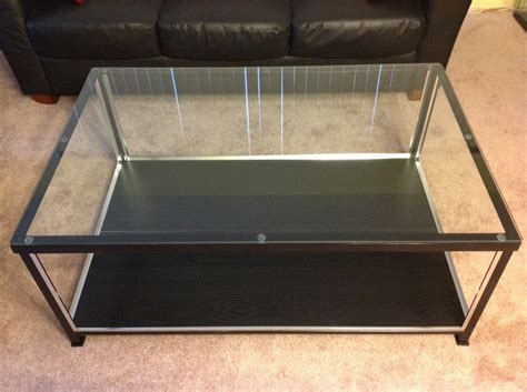 Coffee Table With Glass Top Display Coffee Table Coffee Table With Glass Display Coffee Table With Glass Display Coffee