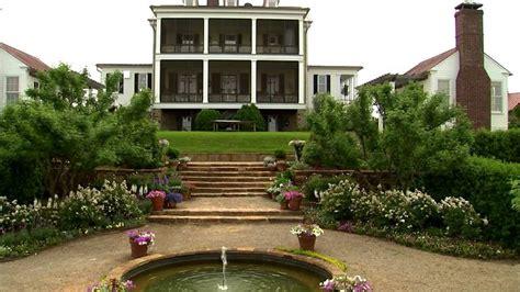 a tour of p allen smith s garden home home