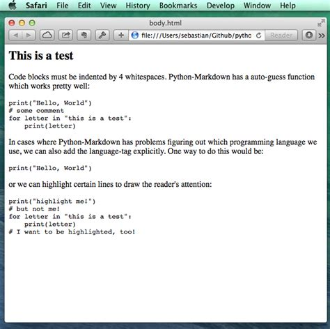 markdown color 5 simple steps for converting markdown documents into html