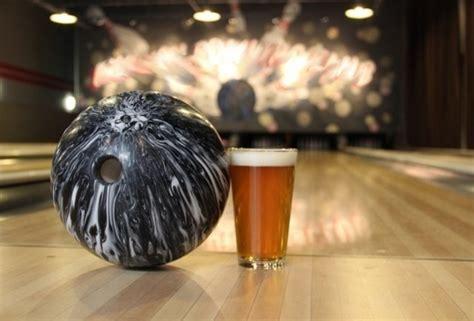 burger bowling beer festival drink thrillist  york