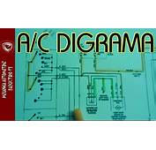 Aire Acondicionado Automotriz Diagrama Electrico BASICO