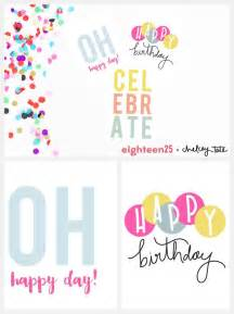birthday cards to print best 25 printable birthday cards ideas on