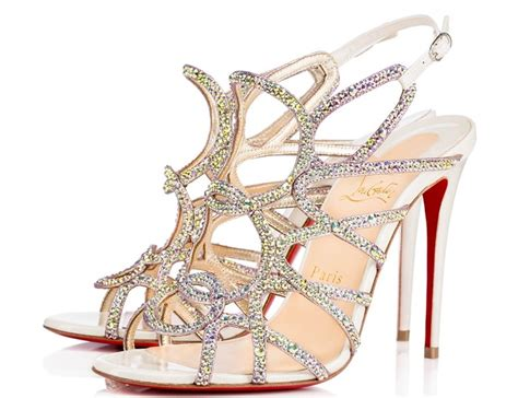 Christian Louboutins Can Only Make An Ensemble Even More Of A Knock Out by Peek Inside Christian Louboutin S New Copley Place Boutique