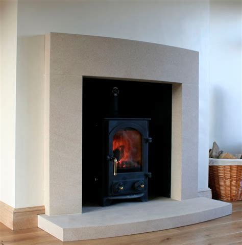 Fireplace Surrounds Modern by Cast Modern Fireplace Modern Other Metro By