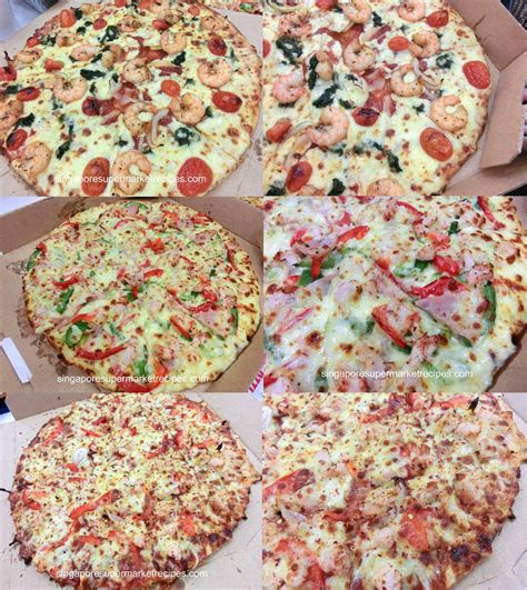 domino pizza singapore domino s singapore pizza galore with a sticky sweet