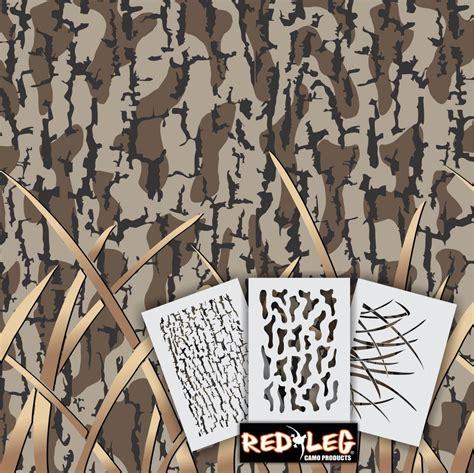 camo templates redleg camo dg10 3 camouflage stencil kit 18x26