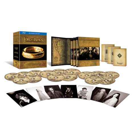 the lord of the rings trilogy extended edition on blu ray lord of the rings film trilogy extended edition on blu ray