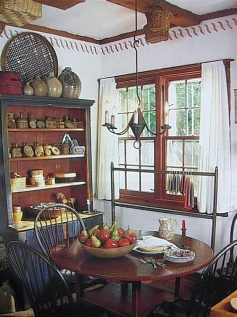 country home decor image  images about dining rooms americana style decor on pinterest