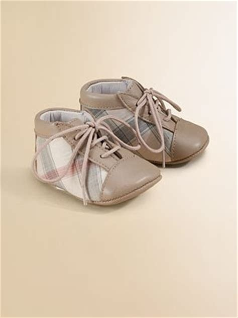 burberry shoes for baby designer baby burberry infant s check booties