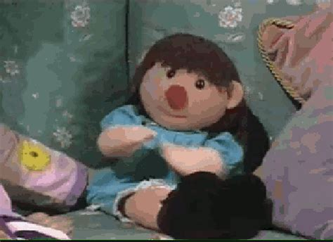 the big comfy couch funny faces big comfy couch clock gif images