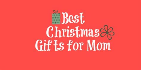 best christmas gifts for mom holiday gift guide 2014