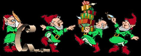 elves animation duendes gifs animados