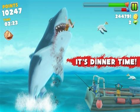 hungry shark evolution megalodon santa dropping bombs eating santa hungry shark evolution v2 5 0 mod apk