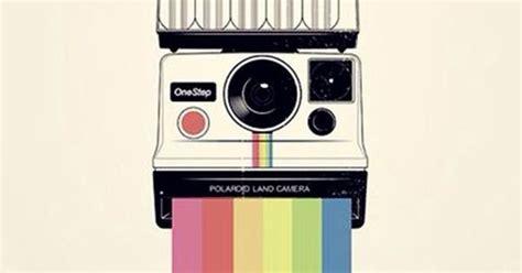 wallpaper camera polaroid polaroid camera colorful rainbow illustration iphone 6