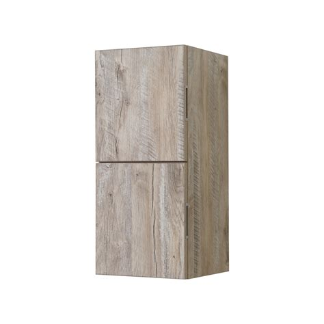 bathroom linen side cabinet bathroom nature wood linen side cabinet w 2 storage areas
