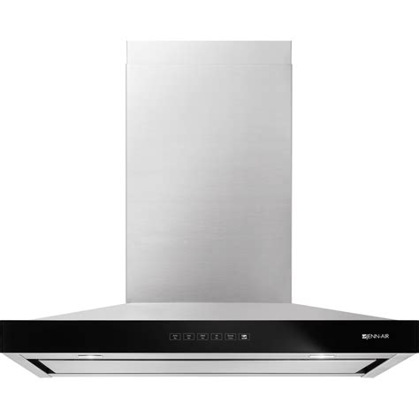 kitchenaid ds induction jxw8530ds jenn air 30 quot pyramid style canopy wall stainless black deals appliances