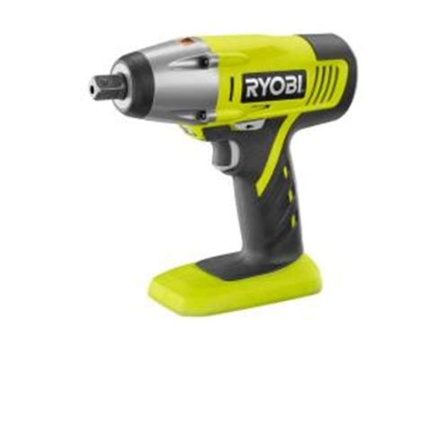 ryobi 18 volt one impact wrench tool only p260 the