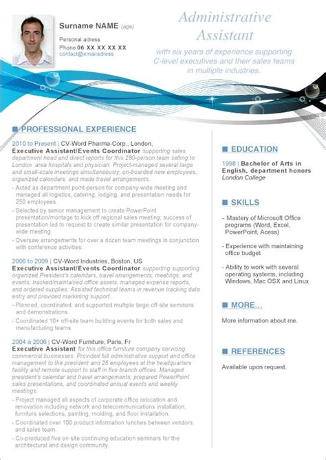 Resume Template Microsoft Word 2016 Best Professional Resumes Letters Templates For Free Resume Modern Template Word