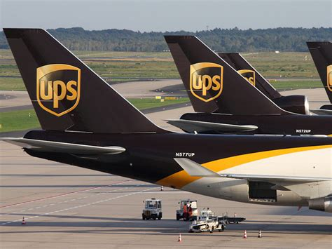 ups reports revenue increase despite tough airfreight market ǀ air cargo news