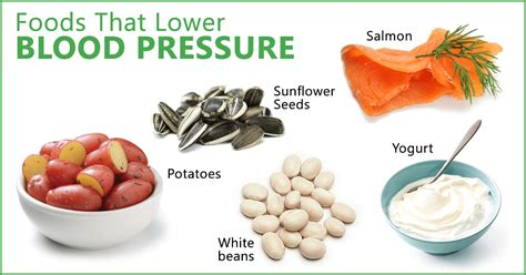 foods lowering high blood pressure