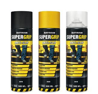 grip spray paint 500ml sure grip anti slip spray paint for floors 2400 ebay