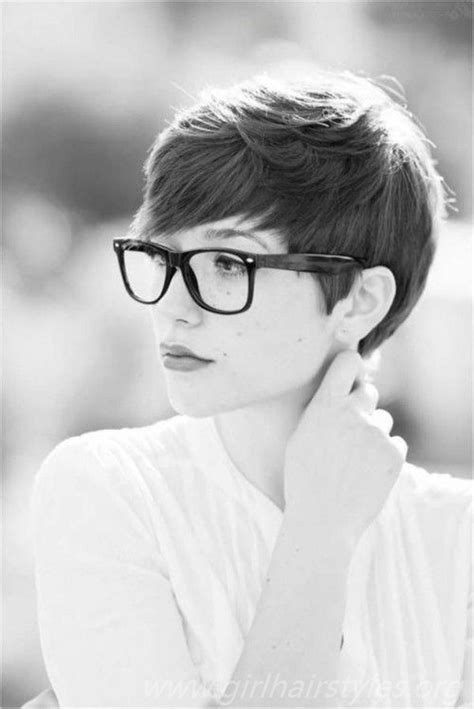 Wedding Hair With Glasses by Hair Pixie Cut Hairstyle With Glasses Ideas 67