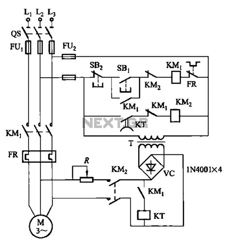 braking resistor circuit diagram gt other circuits gt way operation dynamic braking circuit 2 l59980 next gr