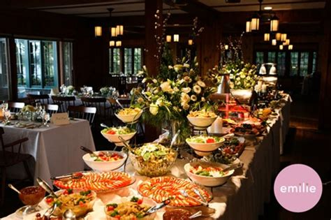 wedding buffet layout abc of weddings t is for tables buffet style wedding