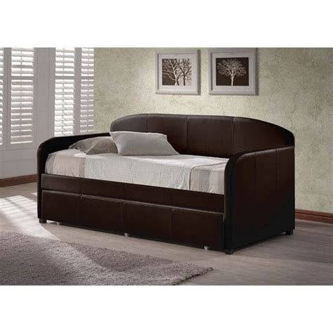 hillsdale furniture springfield brown trundle day bed outdoor