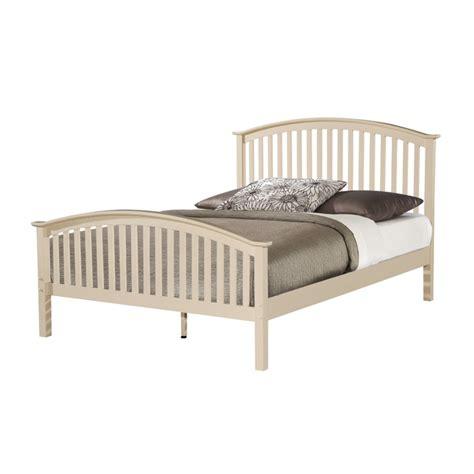 Bwbs1014 Cream Double 4ft6 Bed Frame Malta Bargain Shop 4ft6 Bed Frame