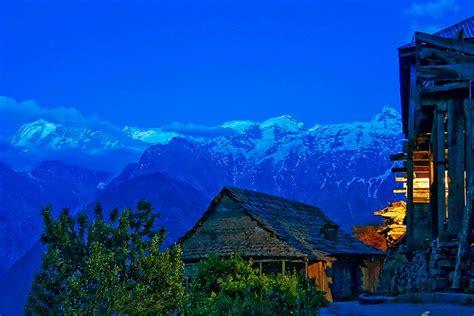 hidden romantic places  himalayas