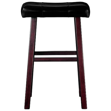 Bed Bath And Beyond Kitchen Stools by Ersand Padded Saddle Stool Bed Bath Beyond