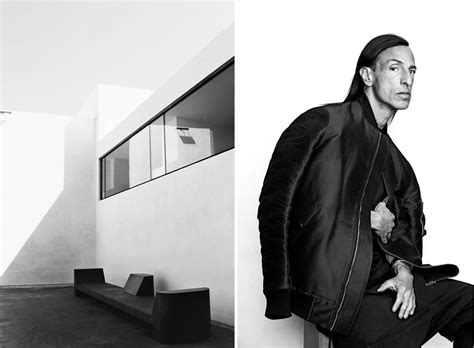 rick owens rick owens on his paris show admiring women more the new york times
