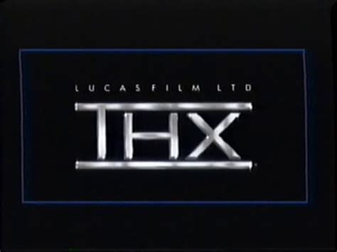 dvd format logo licensing corporation thx lucasfilm ltd 2003 company logo vhs capture